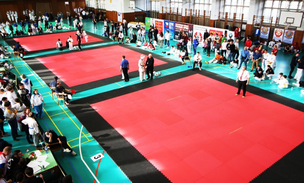 FULLCONTACT KARATE PRAGUE OPEN